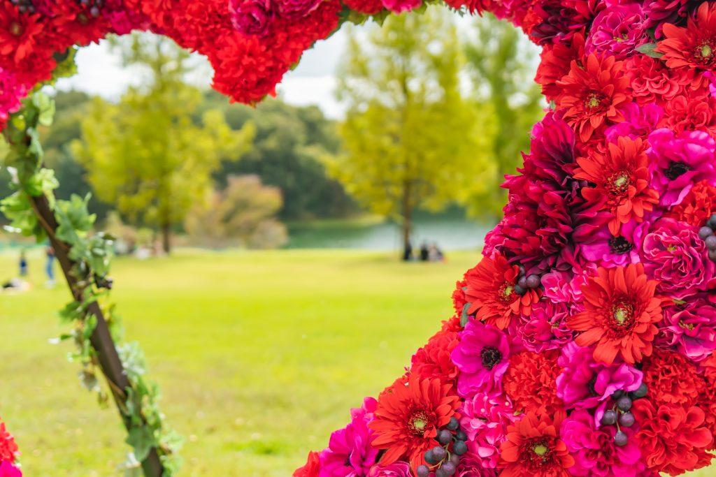 花のオブジェ2
