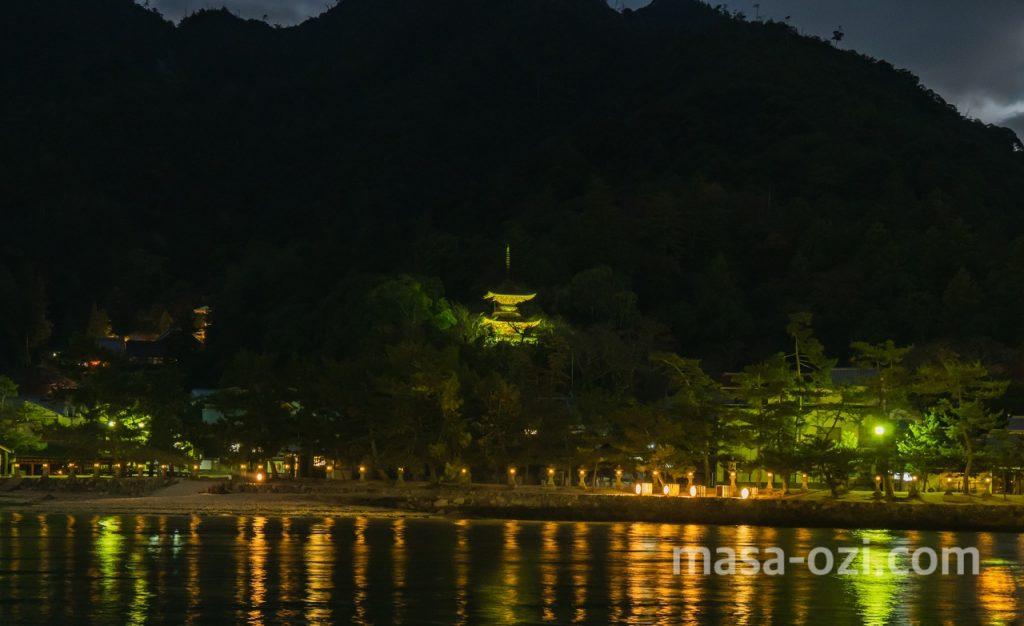 宮島-夜撮影その10