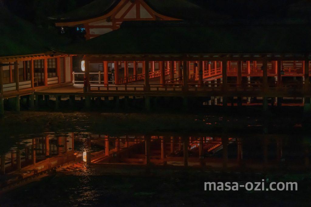 宮島-夜撮影その11