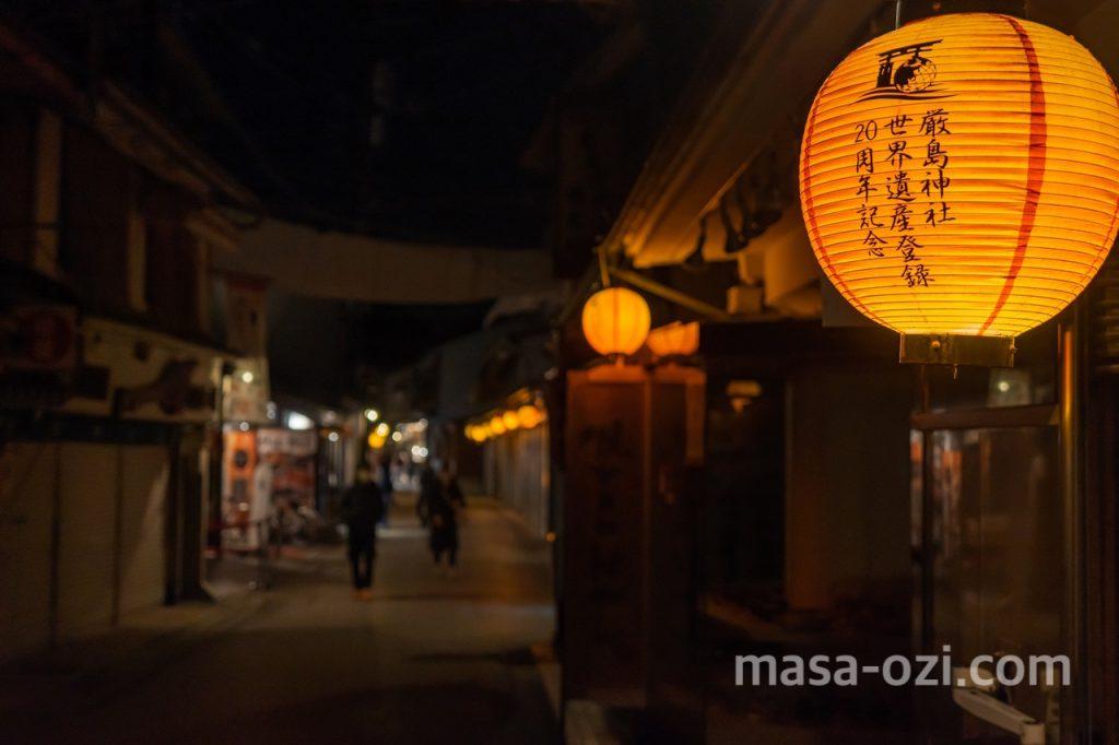 宮島-夜撮影その12