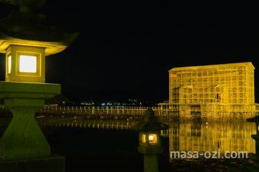宮島-2020秋-夜