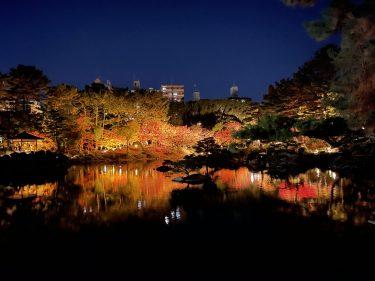 縮景園-2020秋-夜