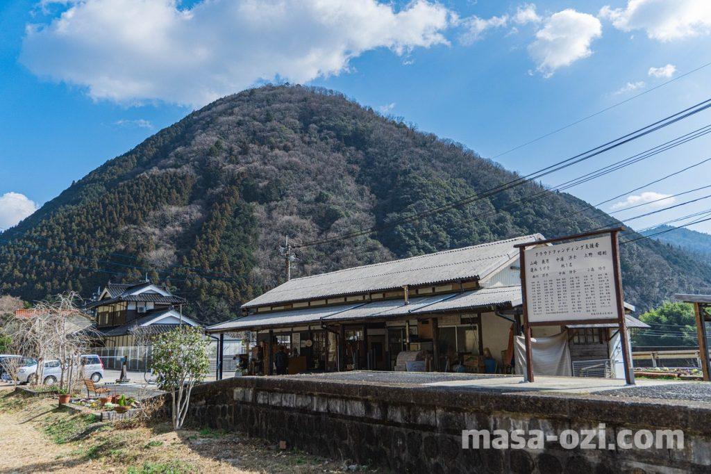 駅舎カフェRomui-昼撮影その20