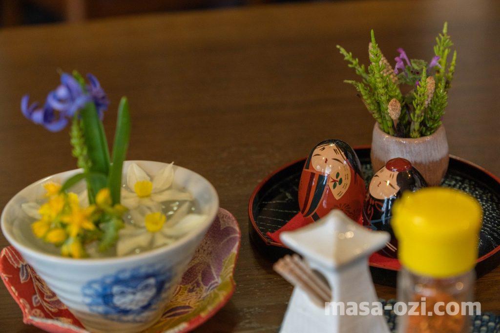 竹原市-たけはら蕎麦かんの-昼撮影その2