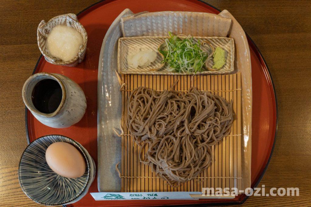 竹原市-たけはら蕎麦かんの-昼撮影その8