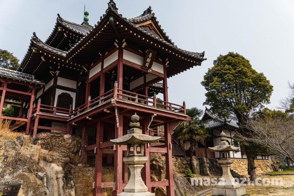 竹原-西方寺-昼撮影その2
