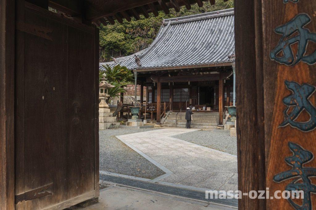 竹原-西方寺-昼撮影その5