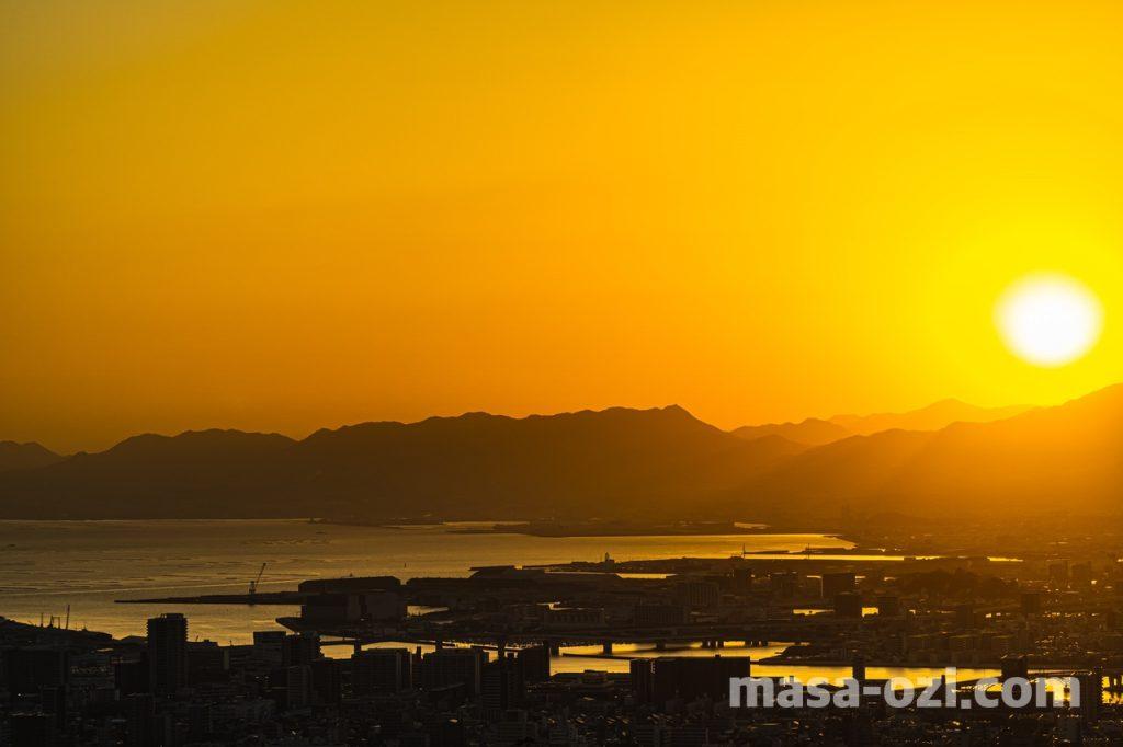 南区-黄金山-夜撮影その3