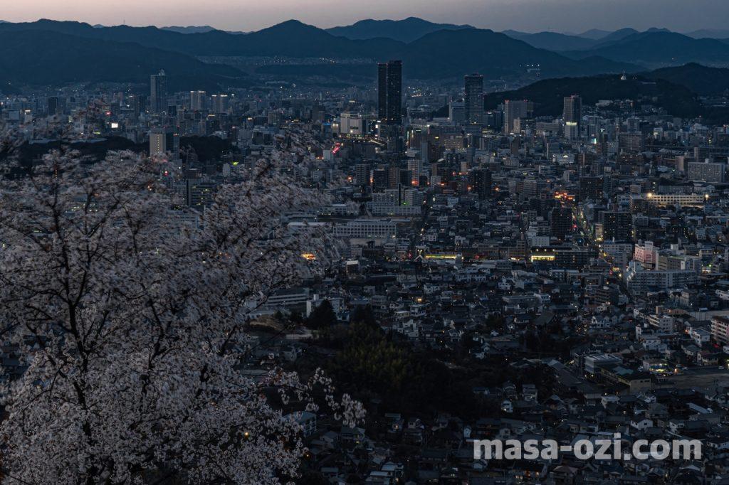 南区-黄金山-夜撮影その5