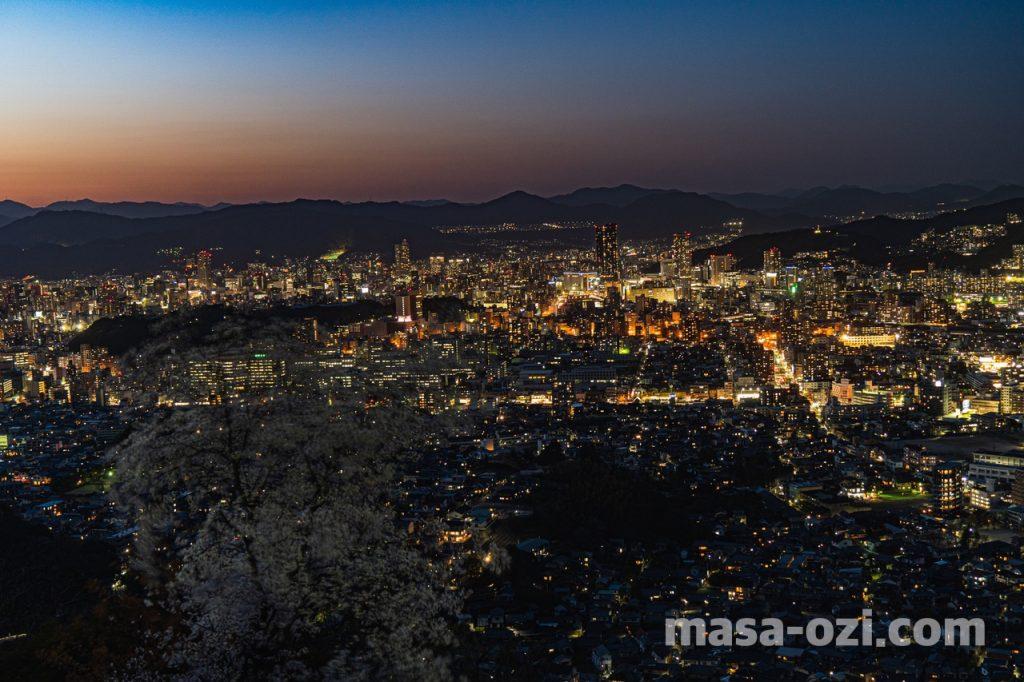 南区-黄金山-夜撮影その6