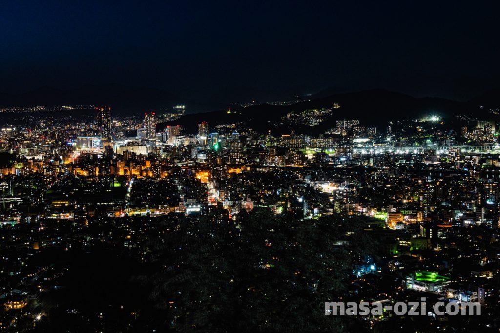 南区-黄金山-夜撮影その7