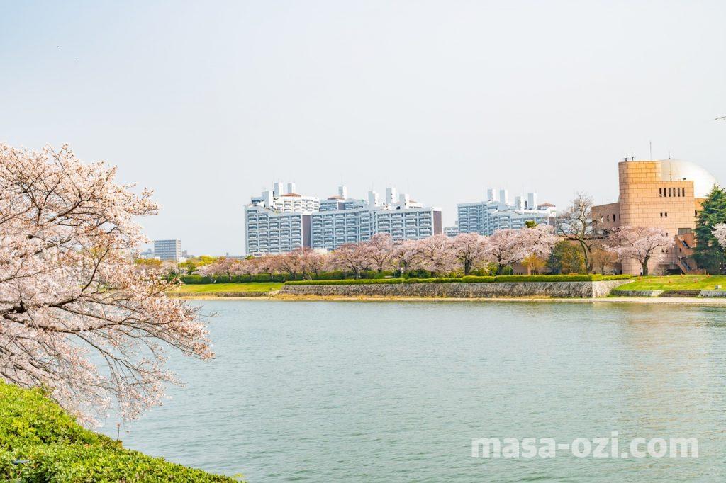 中区-河川敷-昼撮影その3