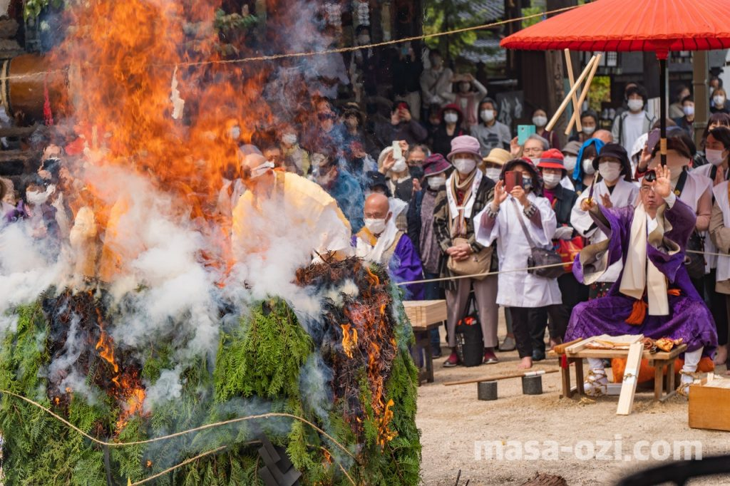 宮島-大聖院-火渡り神事-昼撮影その29