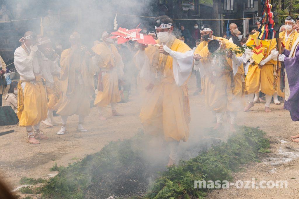 宮島-大聖院-火渡り神事-昼撮影その37