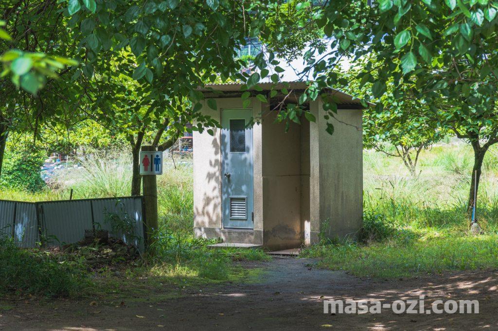 柳瀬キャンプ場-昼撮影その7