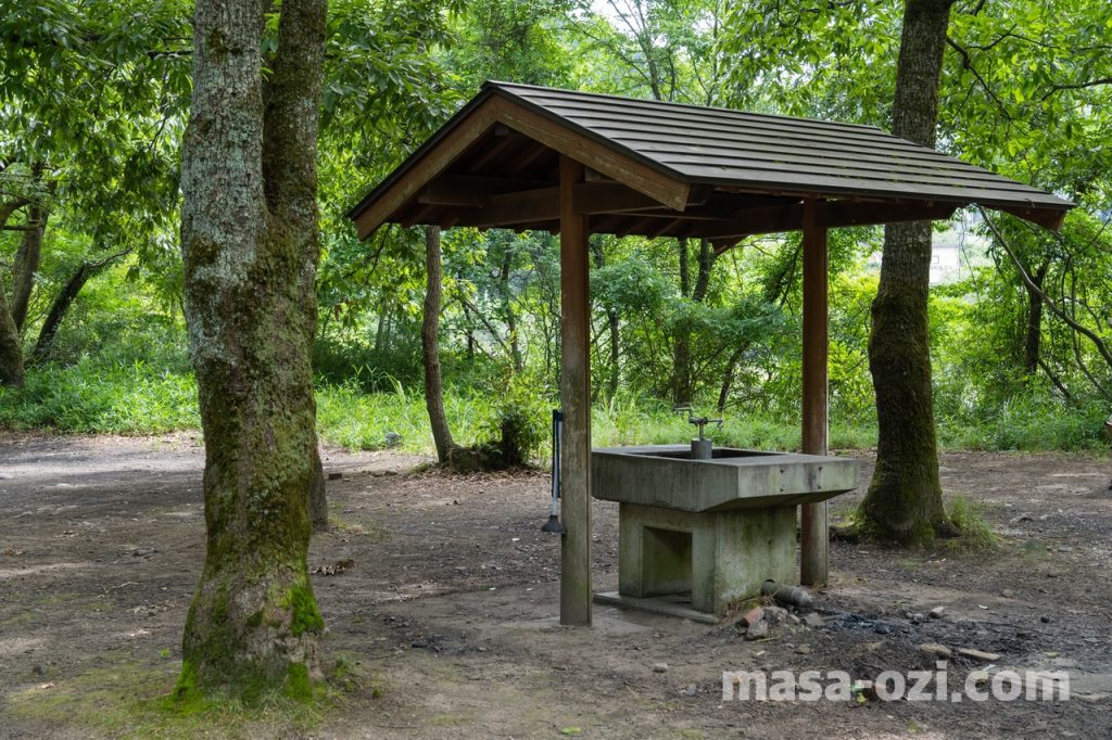 柳瀬キャンプ場-昼撮影その8